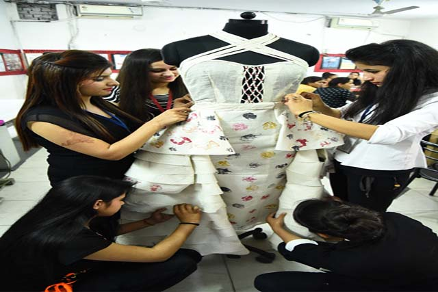 Best Fashion Designing Office Management Training Institute In Delhi